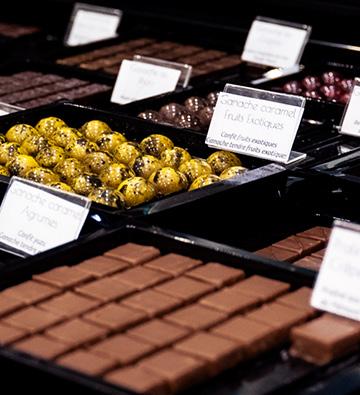 Coffrets de chocolat - Criollos Chocolatier