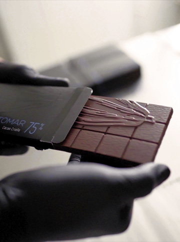 Tablettes de chocolat - Criollos Chocolatier
